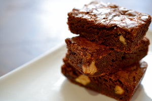 Gluten Free Choc-Chip Mud Brownies…