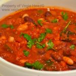 Hungarian bean goulash….