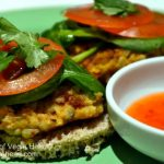Brown rice burgers….