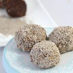 Chocolate Chia Balls