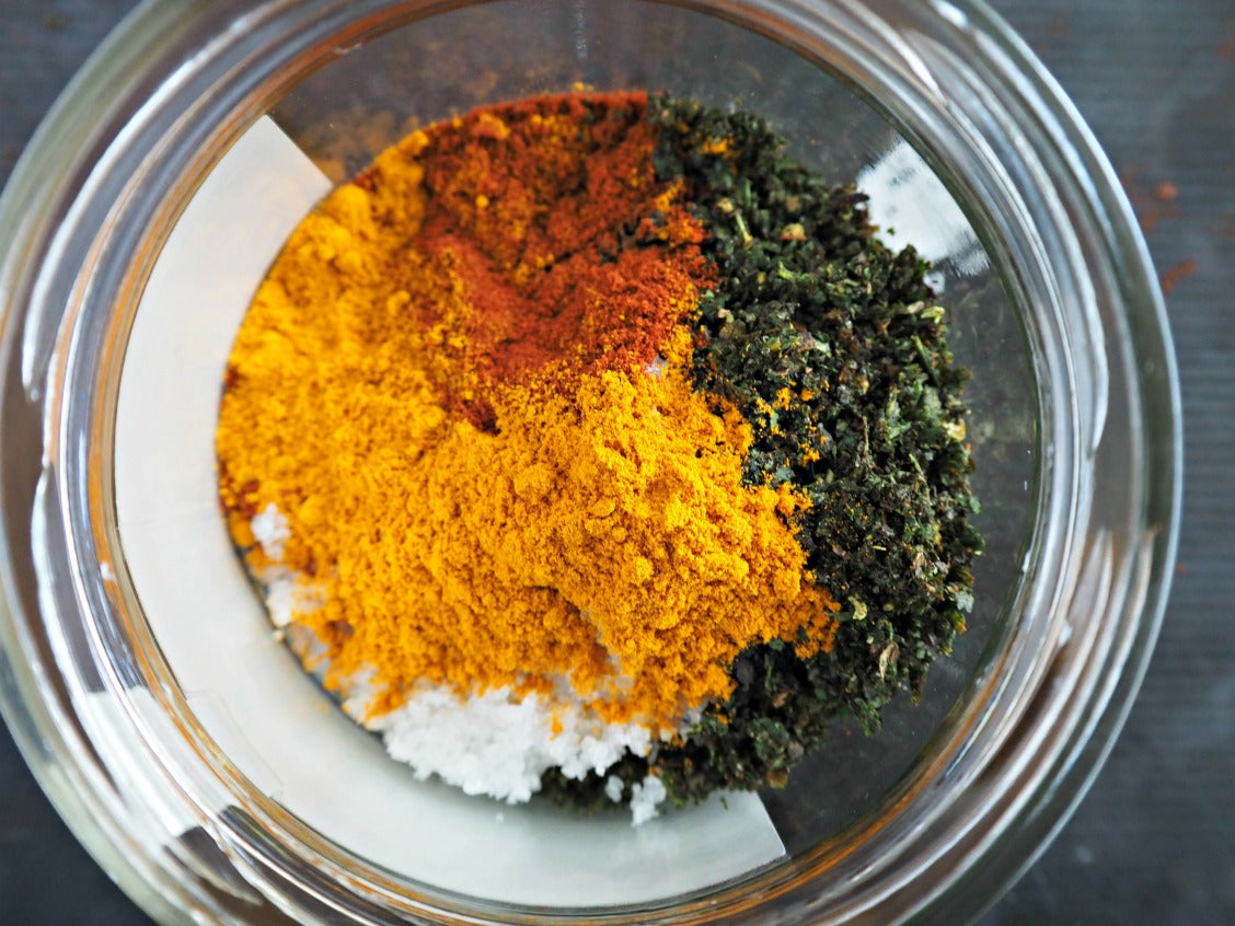 Odds and Ends Homemade Spice Mix