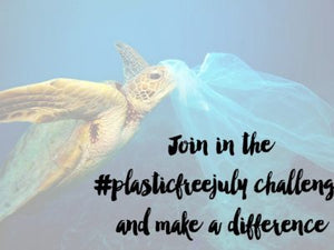 How to Join in the #plasticfreejuly Challenge! And Tips to Make a Difference