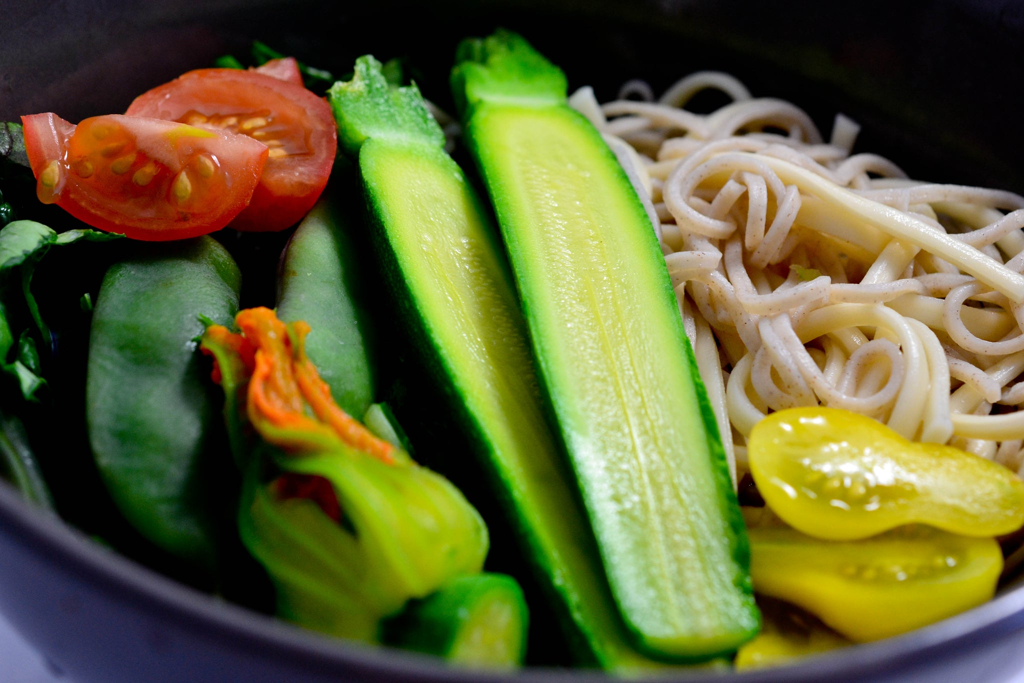 Summer Soba Salad Bowl…
