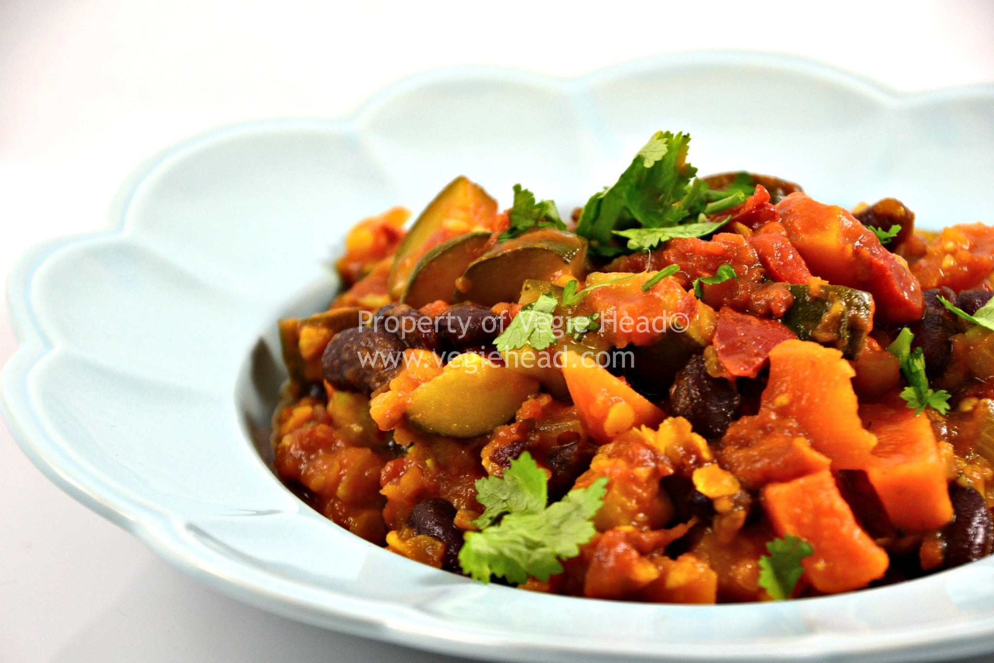 Soul Warming Winter Vegetable Stew…
