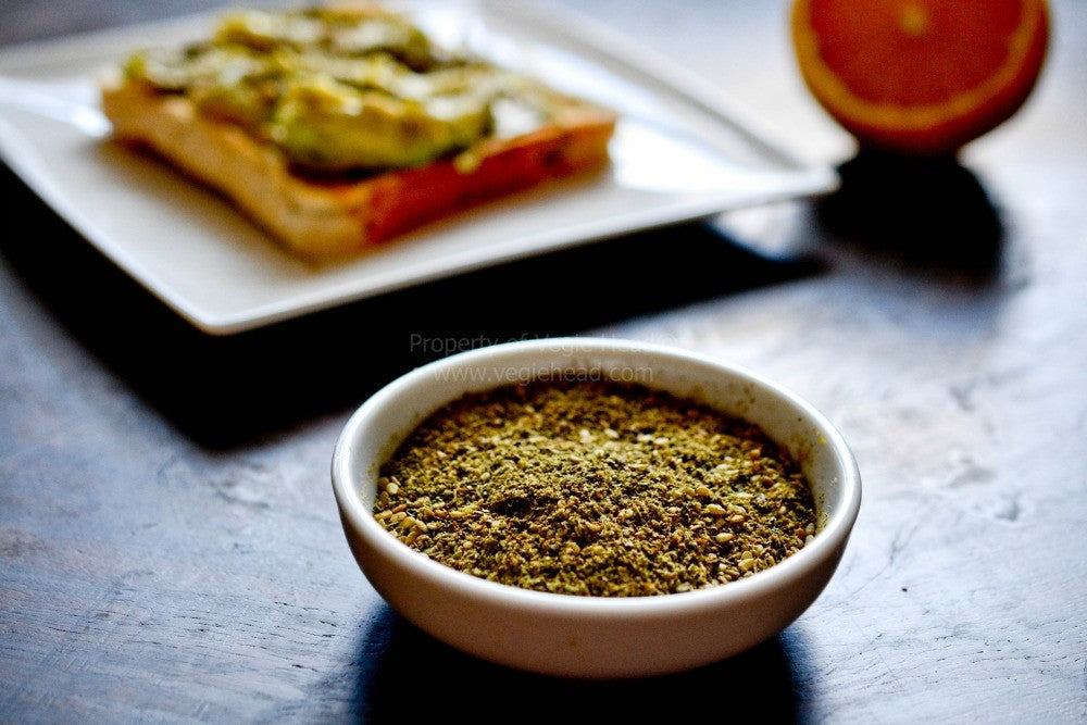 Homemade Za'atar