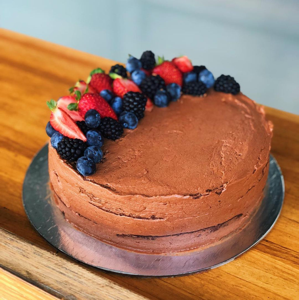 Basic Vegan Cake Decorating Workshop