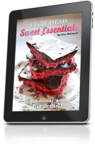 Vegie Head Sweet Essentials eBook