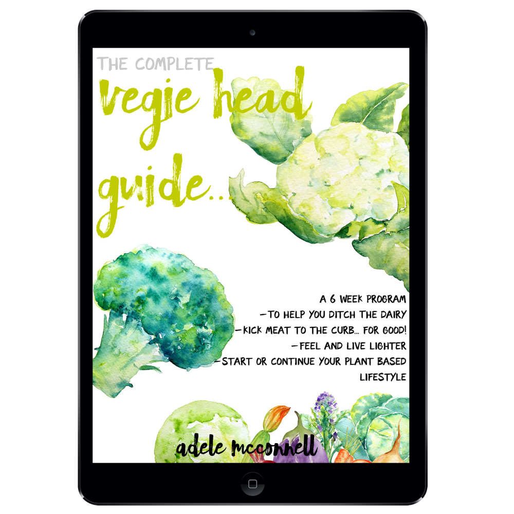 The Complete Vegie Head Guidebook