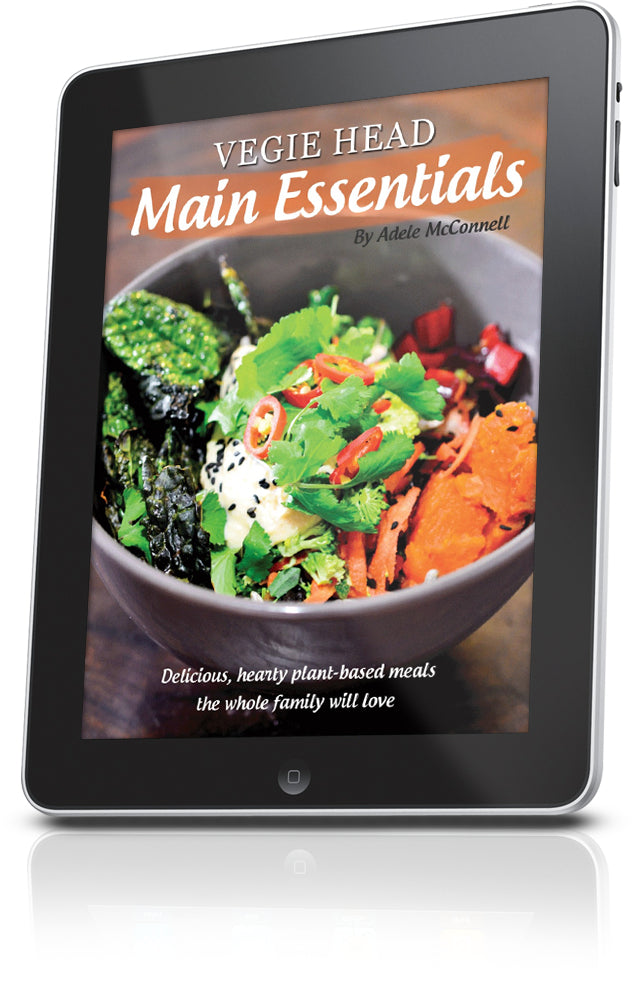 Vegie Head Main Essentials eBook
