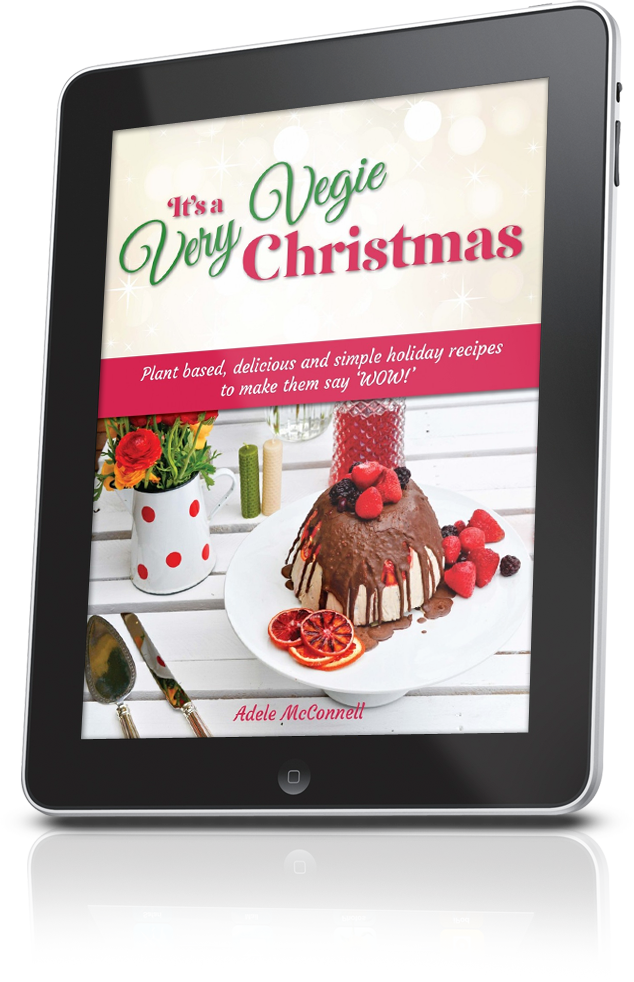 It's a Very Vegie Christmas eBook