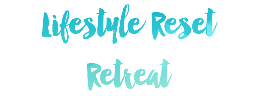 Lifestyle Reset Retreat – Bali