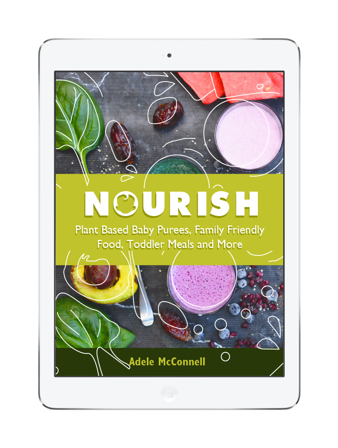 Nourish - Plant Based Baby Purées, Family Friendly Food, Toddler Meals and More!