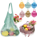 Reusable mesh shopping bag