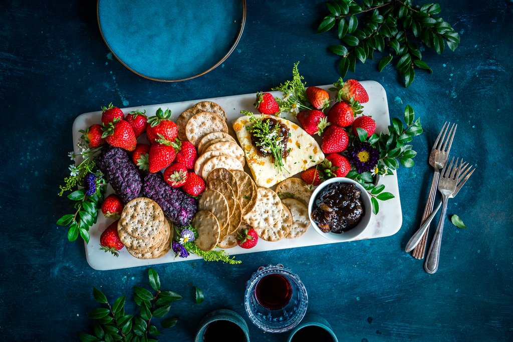 Vegan Grazing Platter Workshop