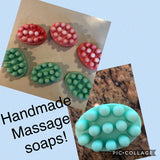 Mint 2 Be massage bar soap