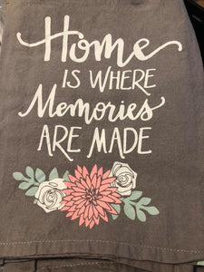 Home Memories T Towel