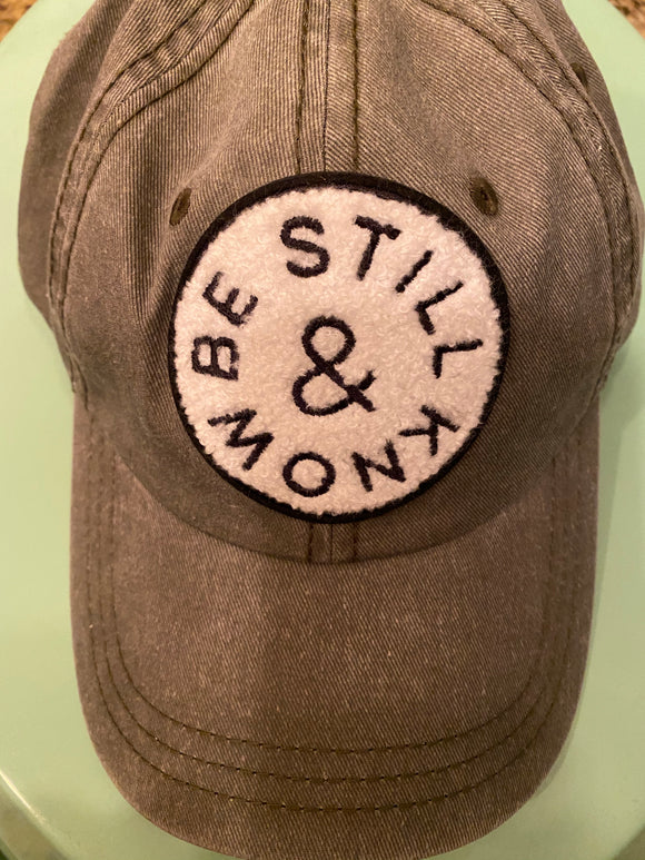 Be still & Know ball cap