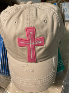 Faith ball cap