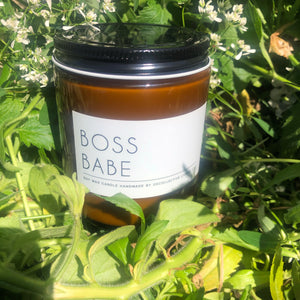 Candle - Boss Babe