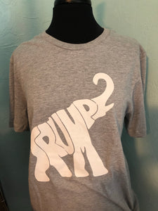 T-Shirt Trump (light gray)