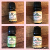 Essential Oils Organic - Prices Vary