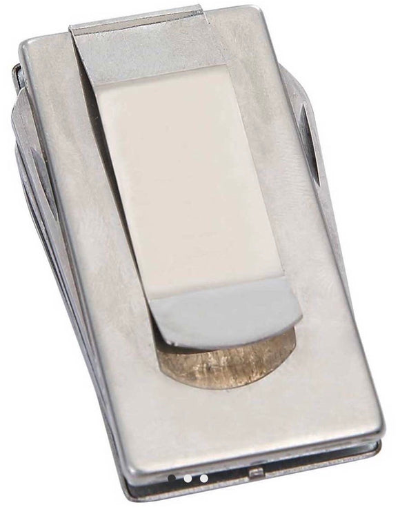 Functional Stainless Money Clip