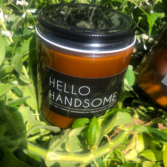 Candle - Hello Handsome