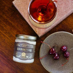 "Candle - ""Manhattan"" Rewined"
