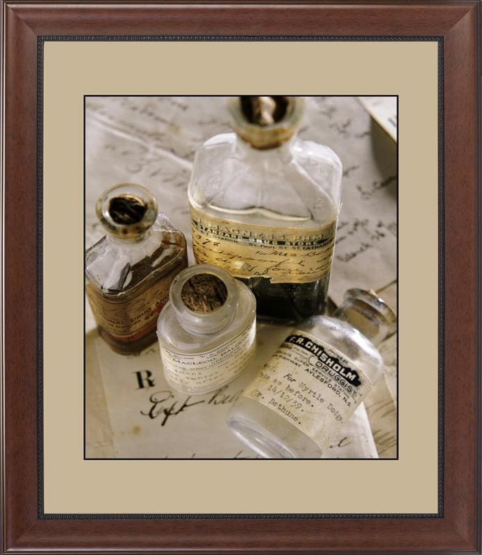 Nostalgic Art Images of Pharmacy