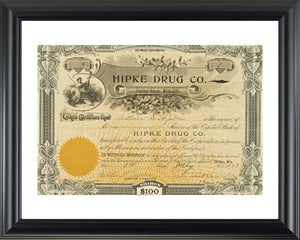 Hipke Drug Co. - printed images
