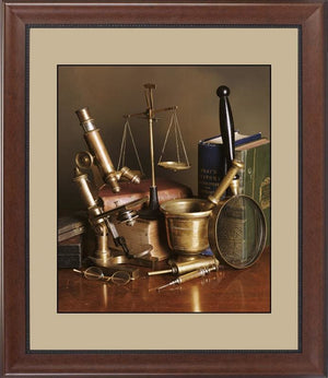 Instruments of Brass - printed images