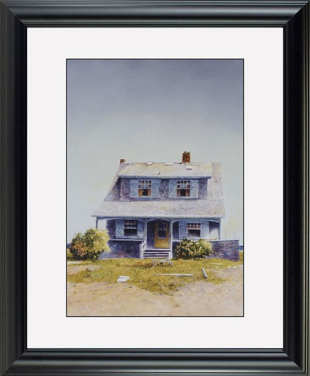 Summer Rental Cape Cod - watercolors