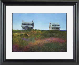 Twins Cape Cod Homes - watercolors