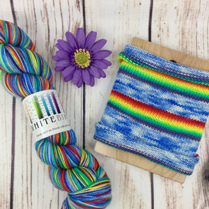 Nothing Says Screw You Like A Rainbow - Worsted