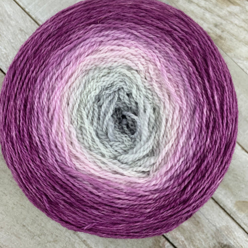 Boysenberry gradient - 870 yards