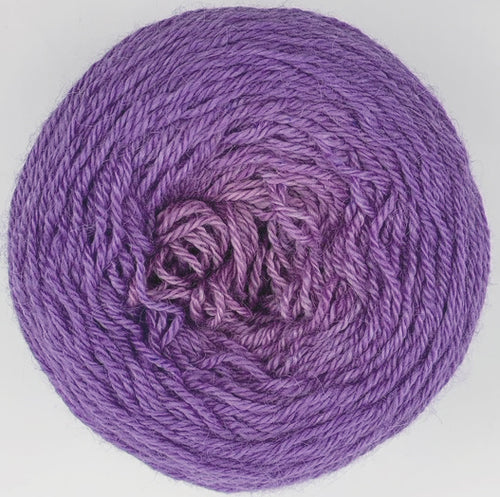 Orchid to purple gradient - 435 yards