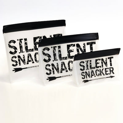 Silent Snacker (3 per pack)