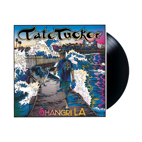 "Shangri LA 10"" Vinyl EP + Digital Album"