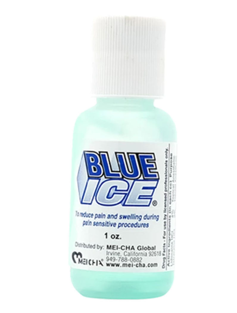 BLUE ICE PH7 TOPICAL ANESTHETIC GEL