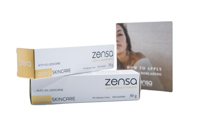 ZENSA TOPICAL CREAM