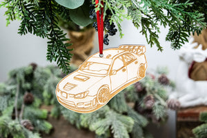 Hawkeye WRX/STI Ornament