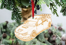 Load image into Gallery viewer, Hawkeye WRX/STI Ornament