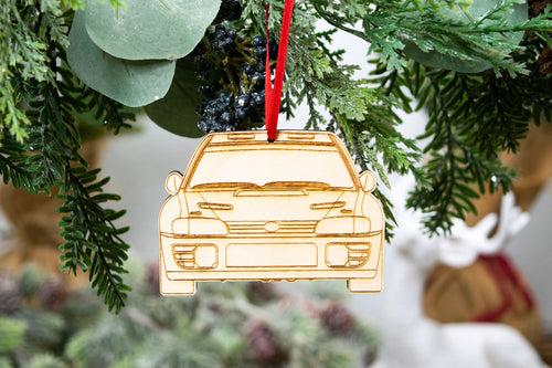 GC8 Impreza Ornament