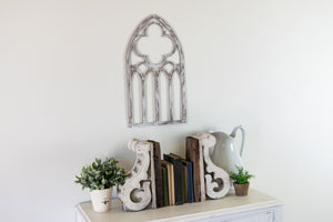 Farmhouse Cathedral Window Arch