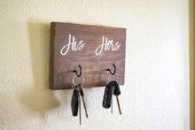 Load image into Gallery viewer, His and Hers Key Holder