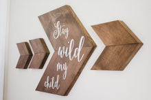 Load image into Gallery viewer, Woodland Stay Wild My Child Nursery Set