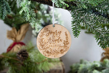 Load image into Gallery viewer, Couple Gifts, Personalized Christmas Ornament