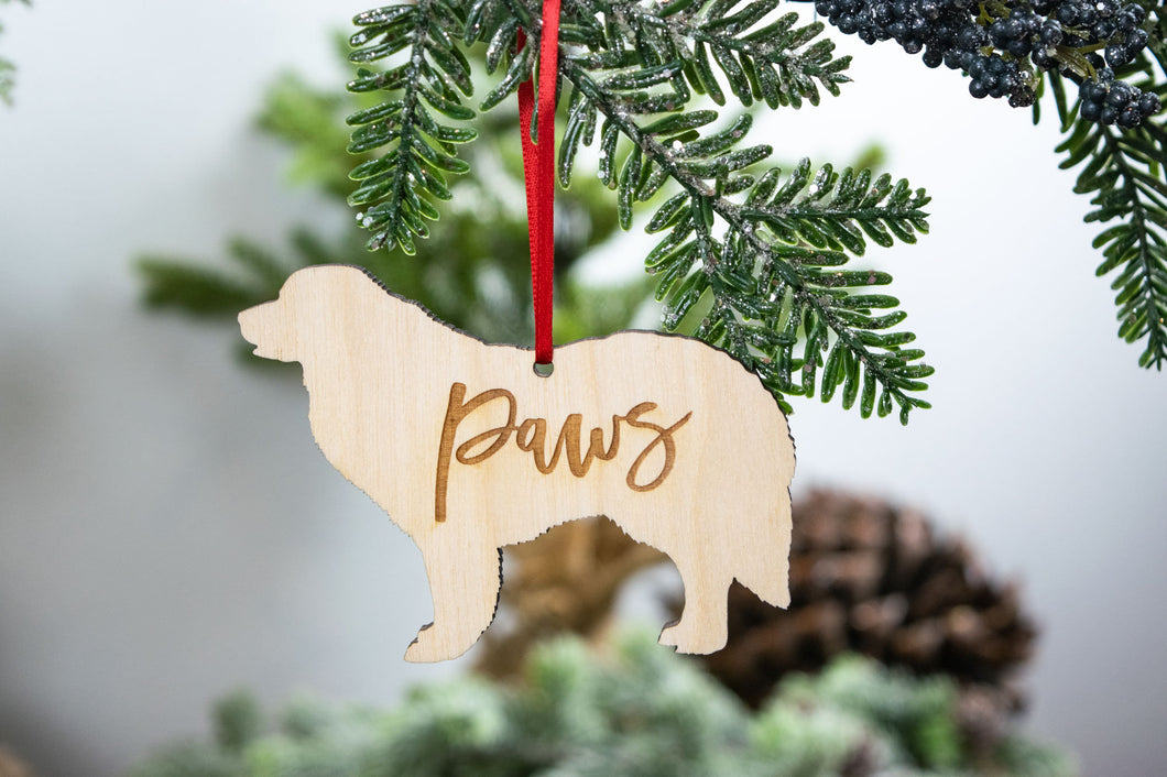 Great Pyrenees Ornament, Great Pyrenees Gifts
