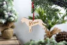 Load image into Gallery viewer, Labrador Ornament, Labrador Gift