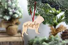 Load image into Gallery viewer, French Bulldog Ornament, French Bulldog Gift
